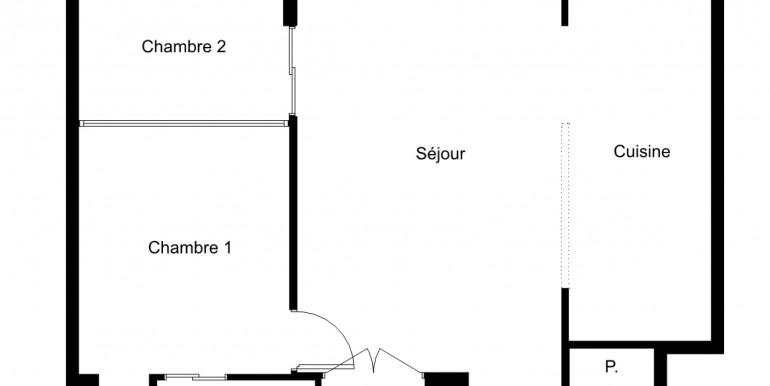 Croquis HAILLOT - 216 rue de la Convention Paris 15