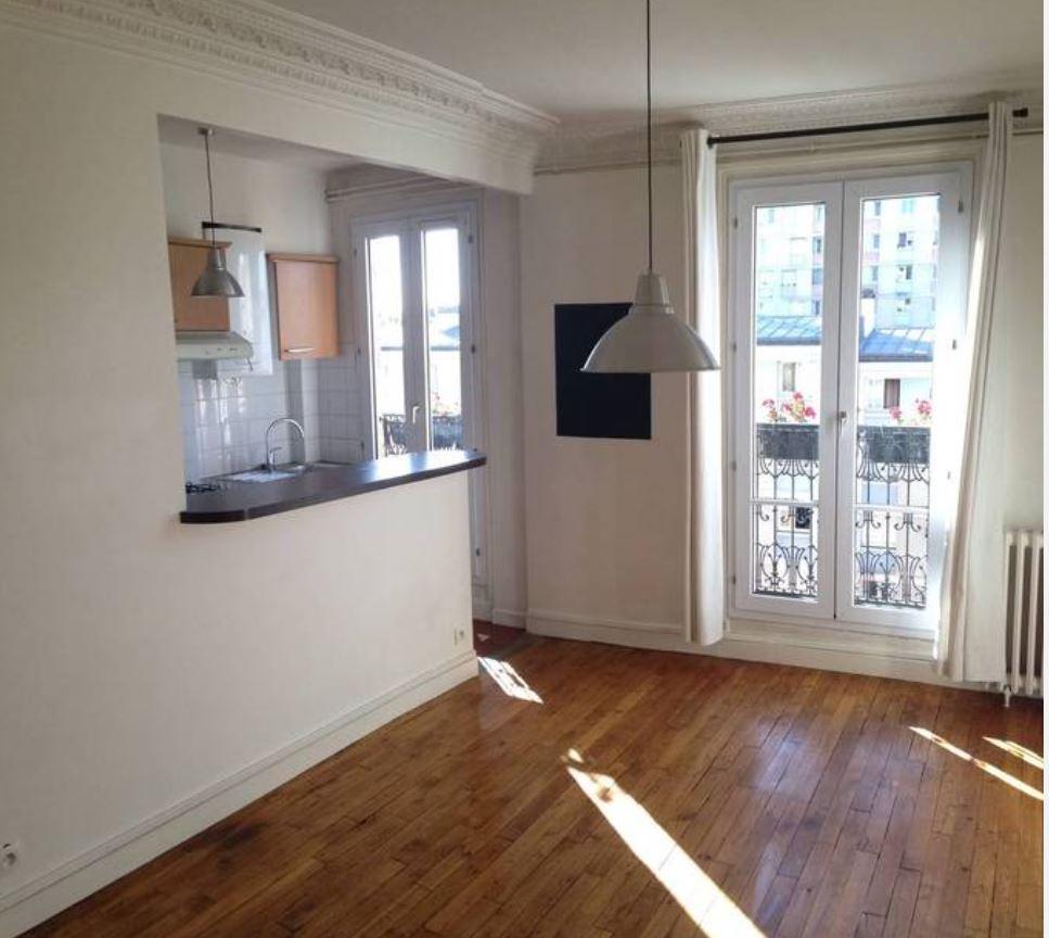 Paris 15 ème, 2 Pièces de 40m² , Quartier Convention sud/ Brassens  , metro Convention, Porte de Versailles